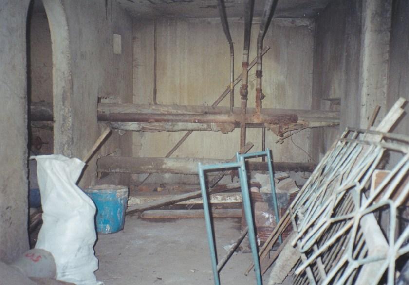 Mongolia basement filth