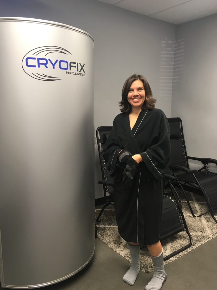 Wholebody Cryotherapy